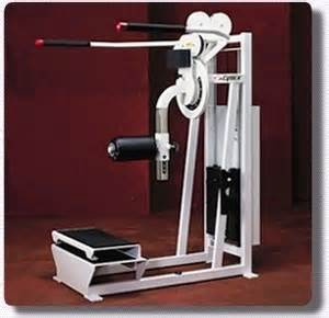 The best machine for glute work.