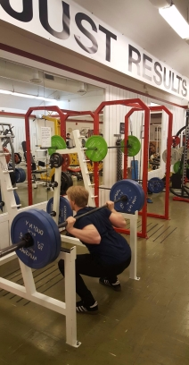 Full Range Squat