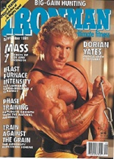IronMan Magazine ,Sept. 1991