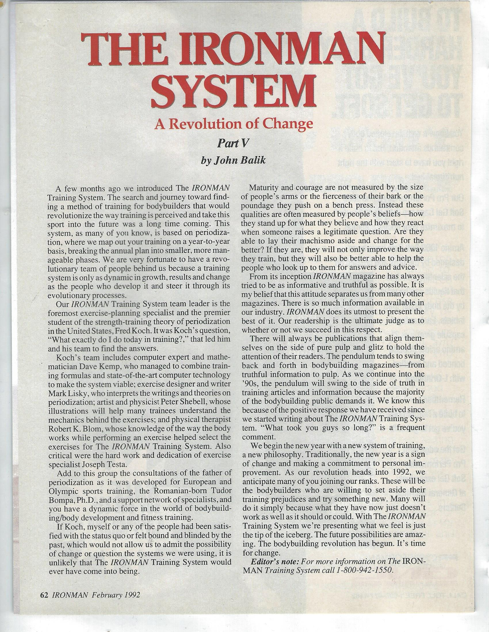 IM Feb 92 pg 62